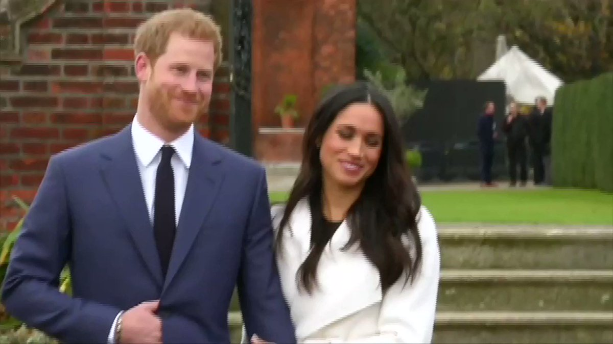 Meghan Markle's wedding ring expected to follow royal tradition of Welsh gold https://t.co/3DZMTjXrP6 https://t.co/uHezRLSUhU