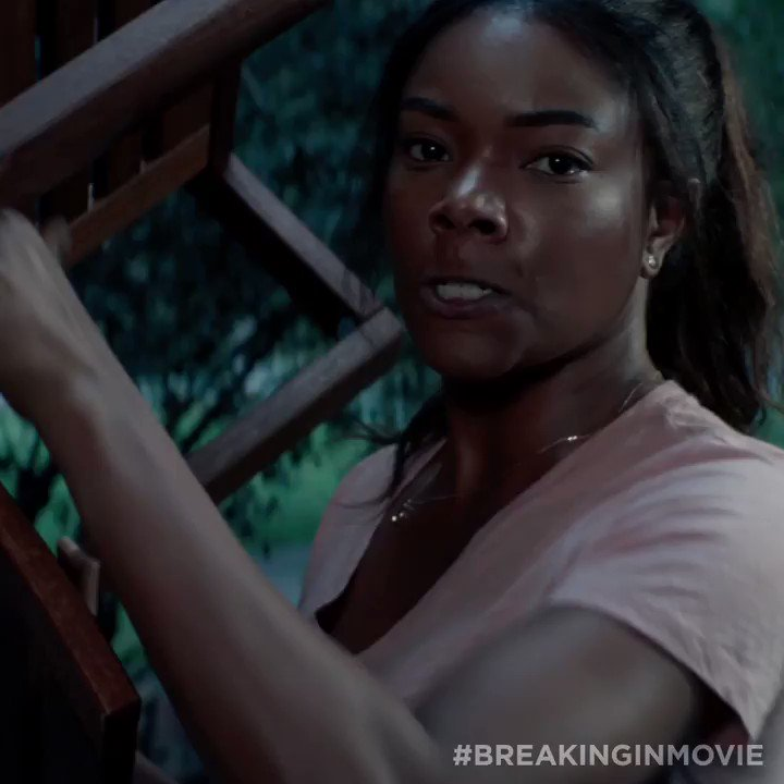 RT @breakinginmovie: Not in my house. #BreakingInMovie in theaters May 11. https://t.co/V1W6Ck98kL