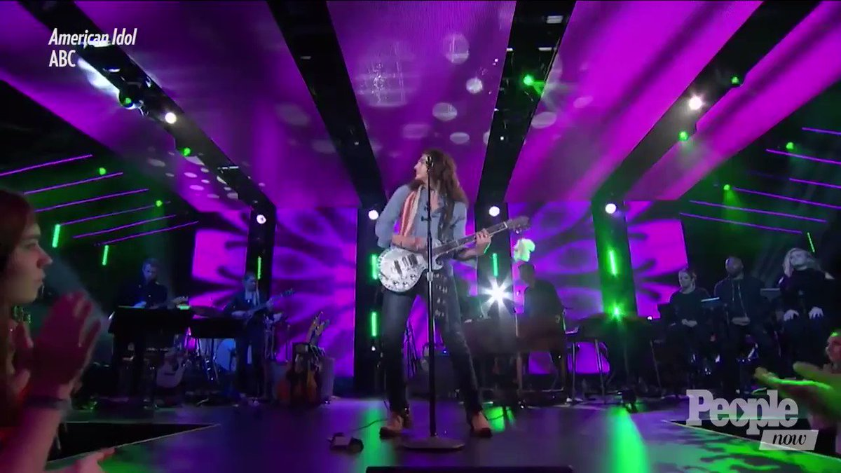 Katy Perry 'Passes Out' After New Crush Cade Foehner Performs Jimi Hendrix Cover