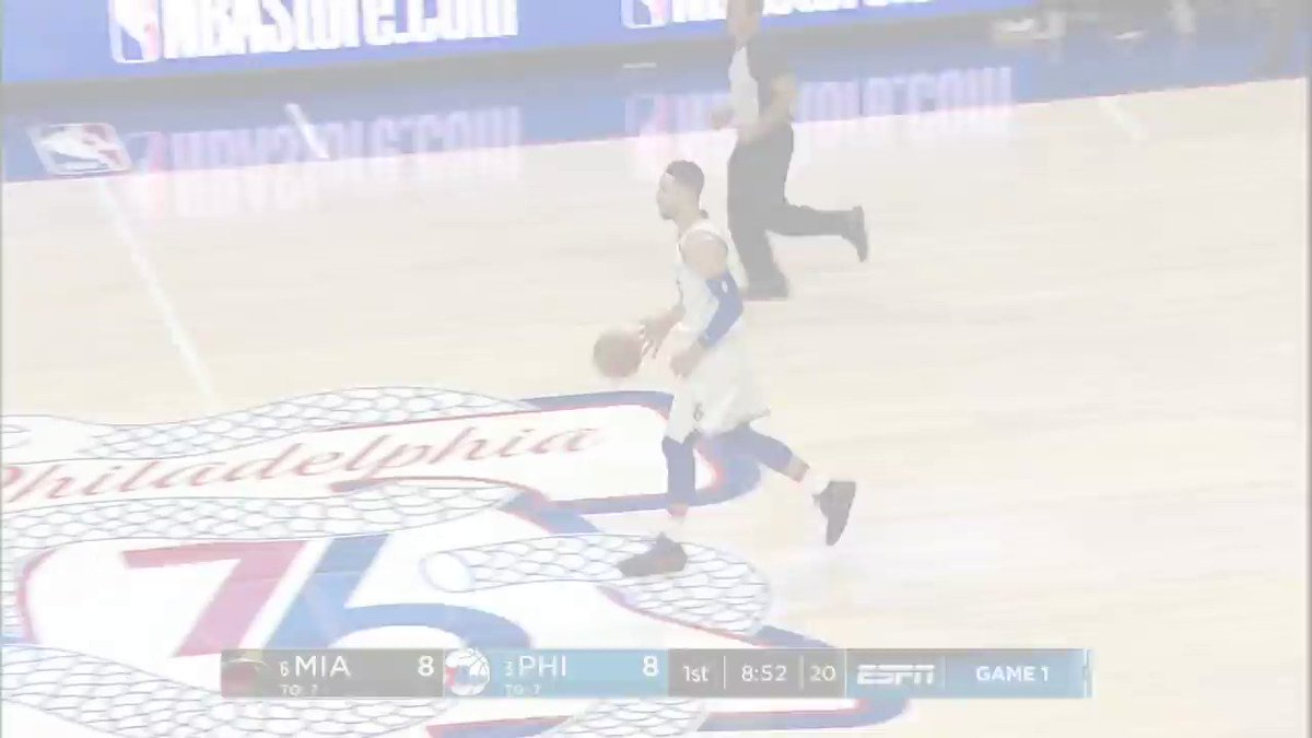 The BEST PLAYS by #NBARooks making their #NBAPlayoffs debuts! https://t.co/dHEZXxX0Ma