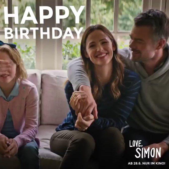 Happy Birthday Jennifer Garner  Freut euch auf ihren neuen Film:   ab Juni 2018 nur im Kino