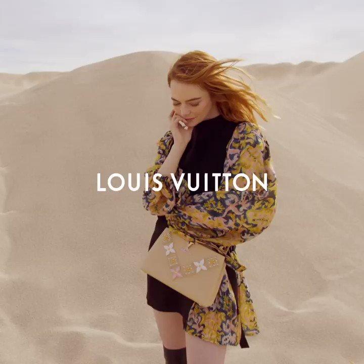 モノグラム・フラワーとメタルスタッズをあしらった、チャーミングなBBサイズの新作「カプシーヌ」が登場!初夏に映えるフレッシュなカラーが魅力のバッグです。 https://t.co/Gr9w2DLRKZ #LouisVuitton https://t.co/GHlUktiN1W