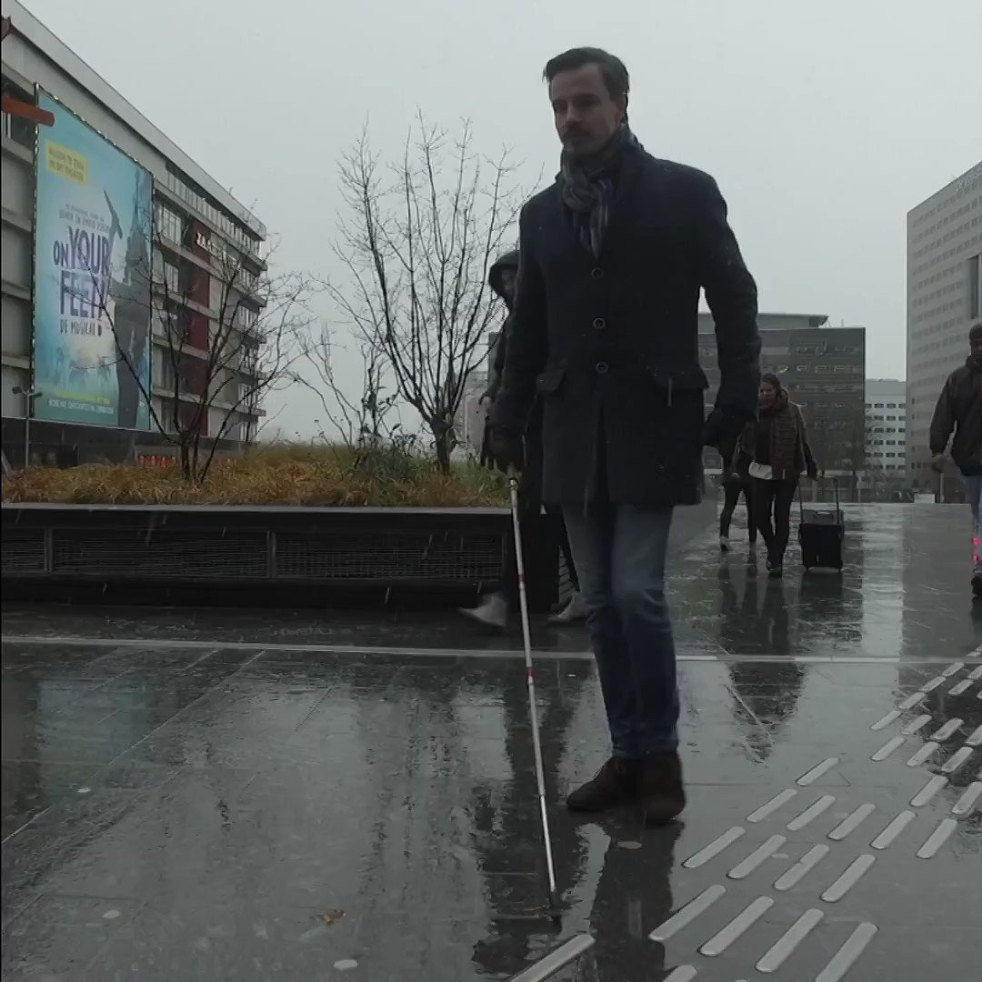 How train stations in the Netherlands are helping blind travellers ��  https://t.co/U9pGxBptZp https://t.co/G2UCRmLP4A