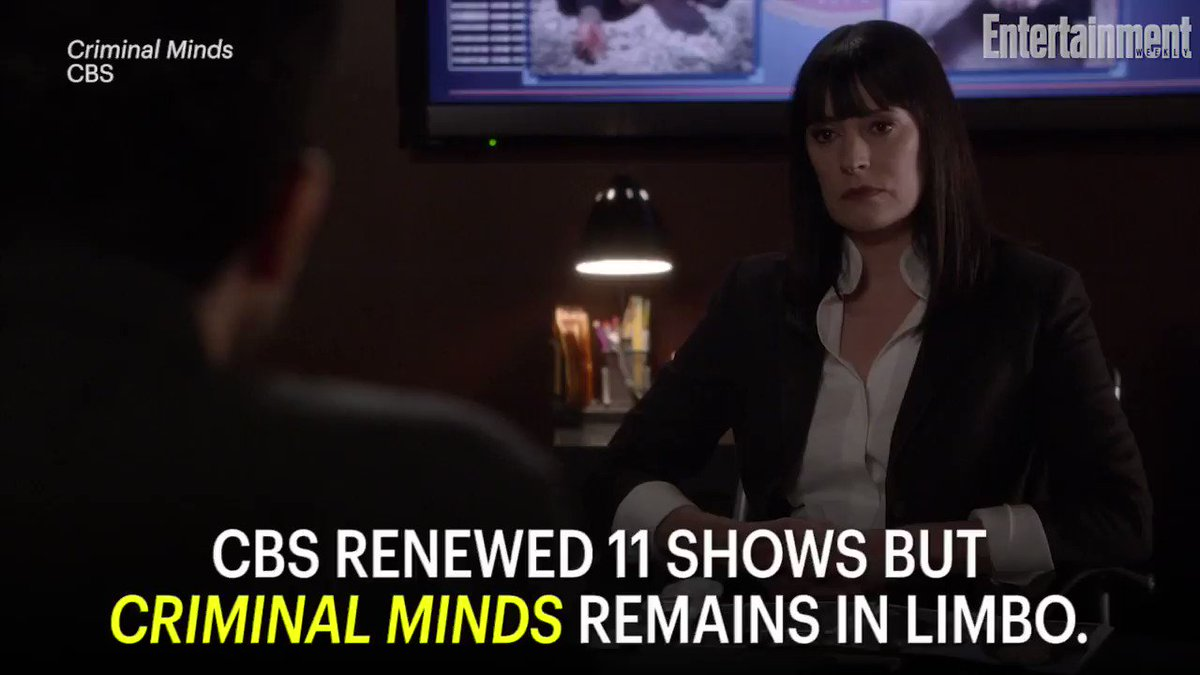 CBS renews 11 shows while CriminalMinds remains in limbo: