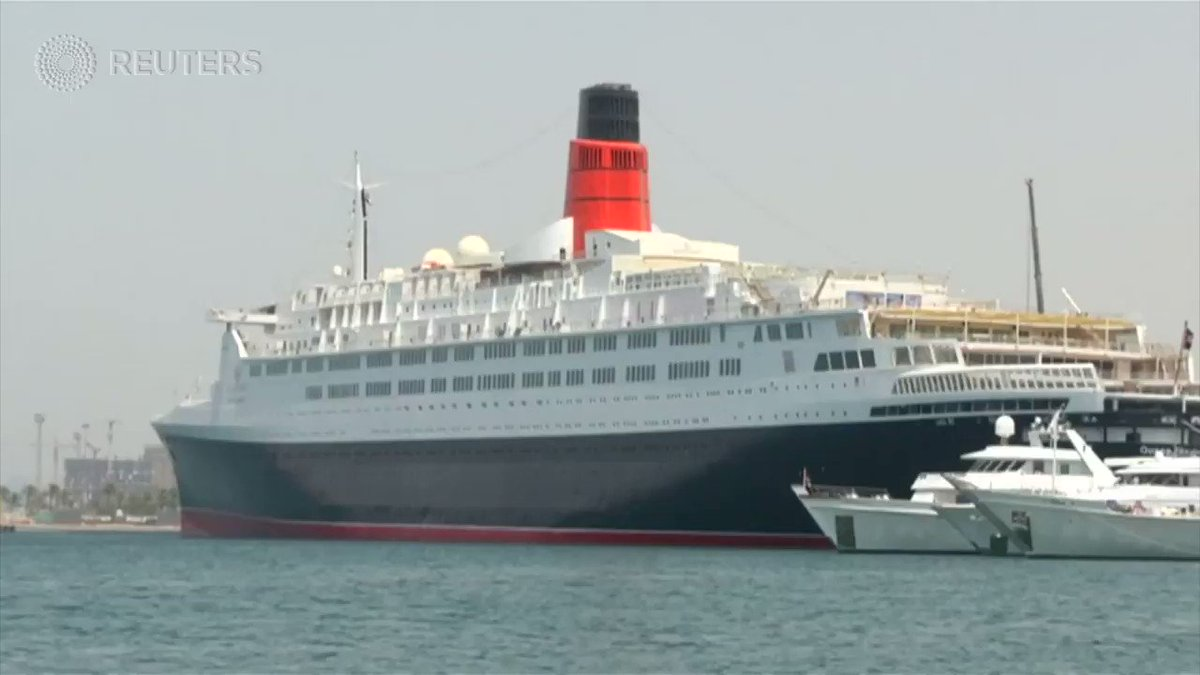 The Queen Elizabeth II ocean liner reopens as floating hotel and museum https://t.co/RtASWfjedY
