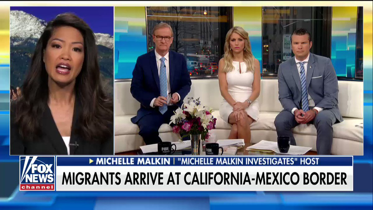 ".@michellemalkin on @foxandfriends: ""It has to be comprehensive immigration enforcement reform that we adopt."" https://t.co/LFyCto3KNG"