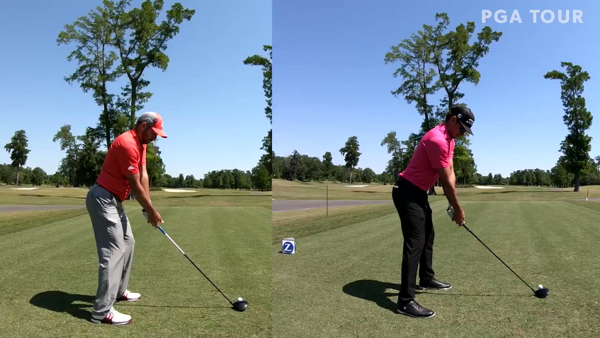 Which swing do you like better?  Teammates -- @TheSergioGarcia or @RCabreraBello? ���� https://t.co/slqVMRNWUu