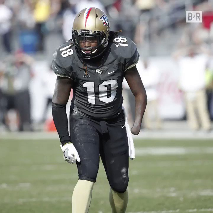 Ucf Lb Shaquem Griffin Is One Handed And Is About To Get His Name