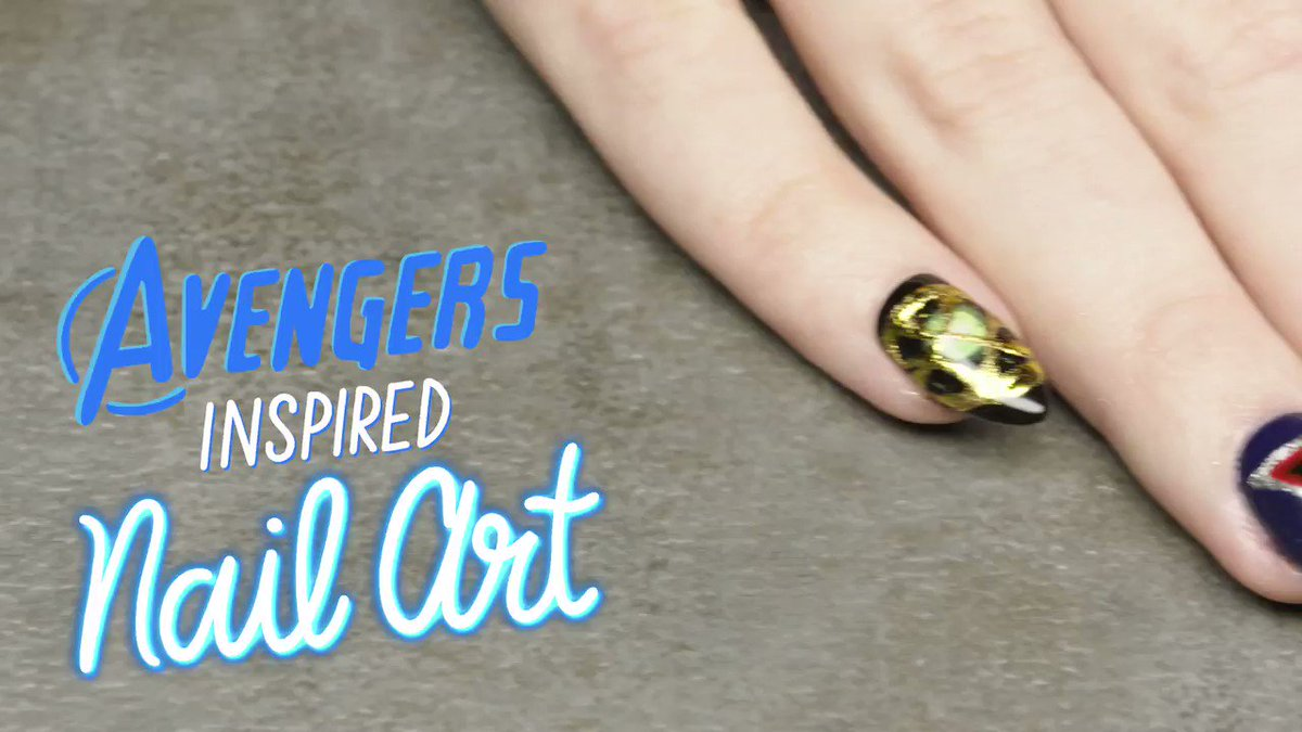 Who needs a gauntlet when you've got nails like these? #InfinityWar https://t.co/mpGEACIIyv