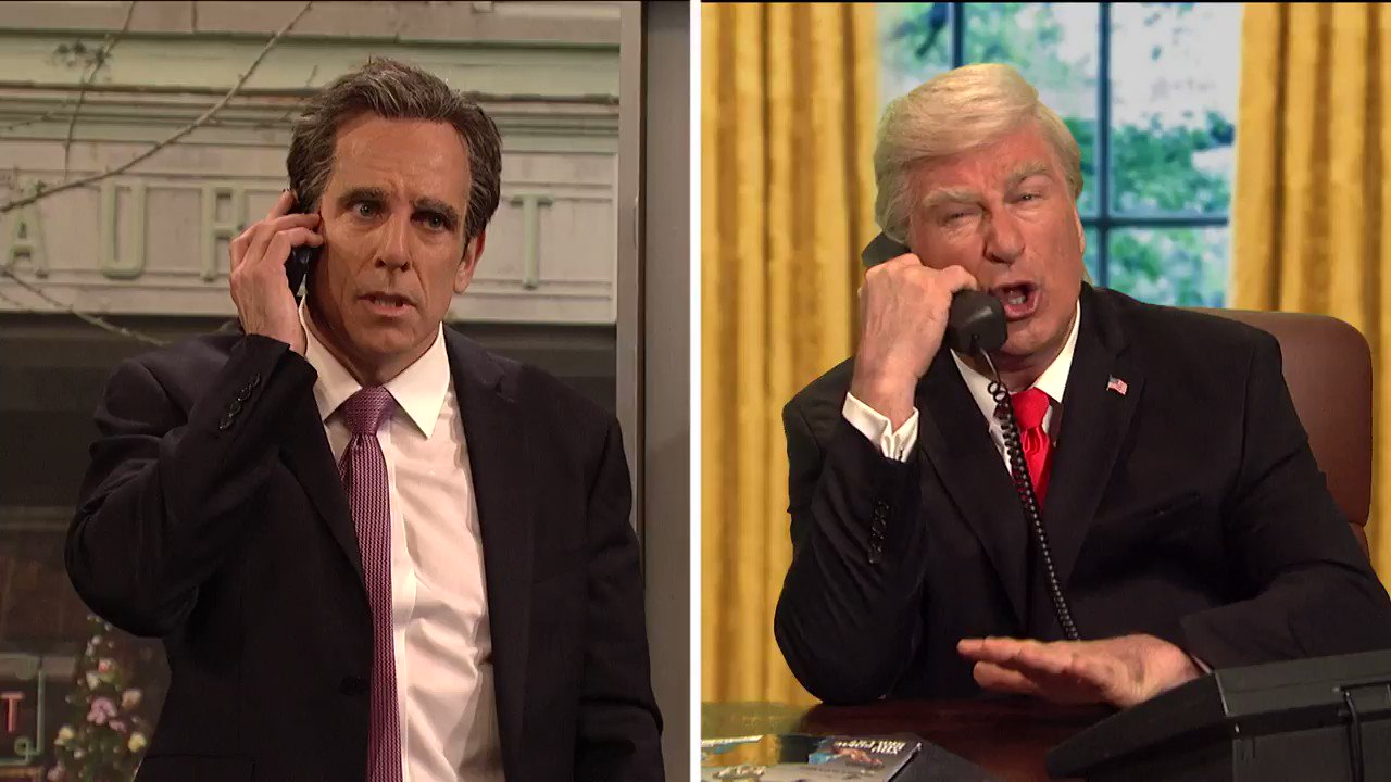 I wonder how much the Stormy Daniels thing is getting to @realDonaldTrump? I wonder if he thinks about her a lot? I wonder if he fantasizes about her? You know what might drive him straight over the edge?  Seeing Stormy on SNL!🤣  #StormyDaniels #SNL   https://t.co/h4y8rWqFCu