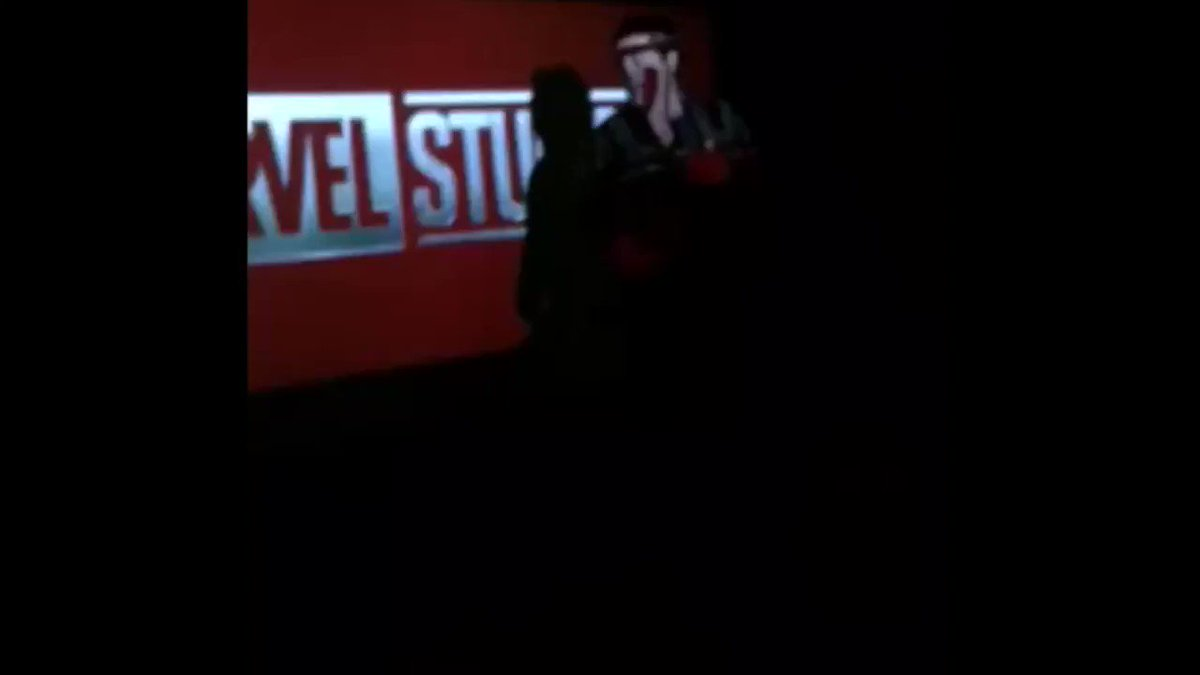 Last intro at my UK hideaway... @avengers at #LaylowGolborne https://t.co/uQ0ovV0J9n