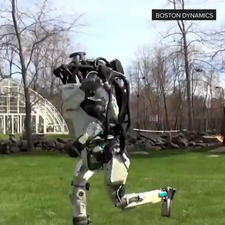 1 Robots crawl2 Robots walk3 Robots jog4 The begin