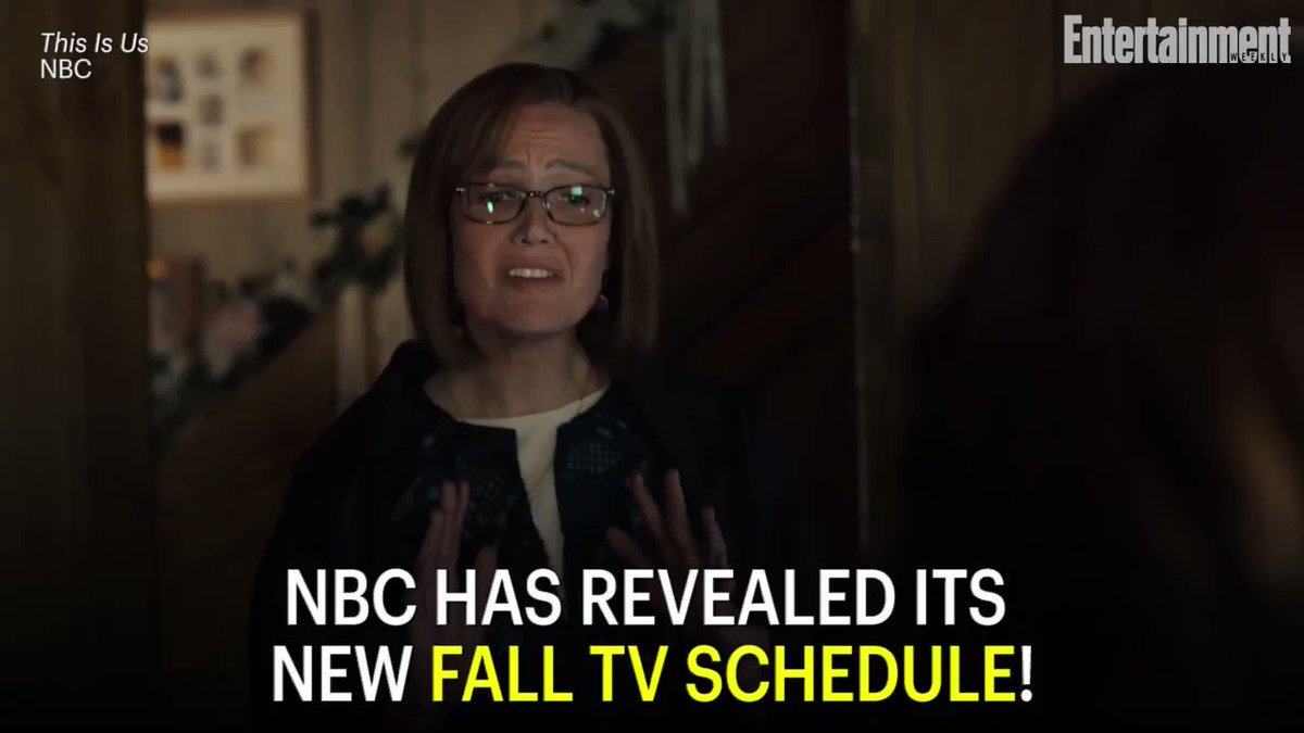 NBC reveals its schedule for the 2018-19 TV season: