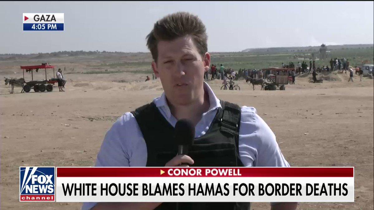 Tension on Israel-Gaza border https://t.co/3HxMORIq2H https://t.co/vOcH7WQT1W