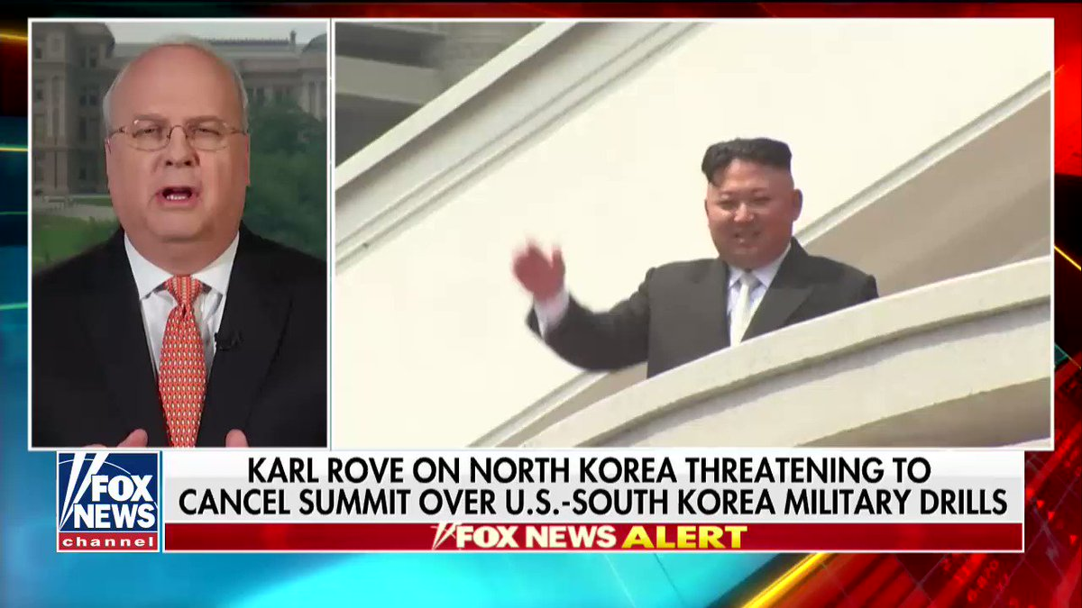 .@KarlRove on Kim Jong Un: 'He is going to be looking for weakness.' #Cavuto https://t.co/b3WirotTpJ