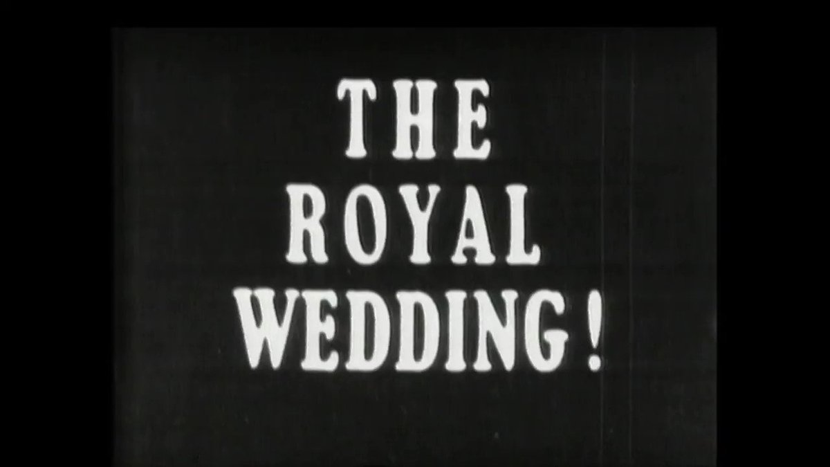 From the @Reuters archive, see British royal weddings over the years: https://t.co/x4mTY878VT #RoyalWedding https://t.co/93LWx4FaAP