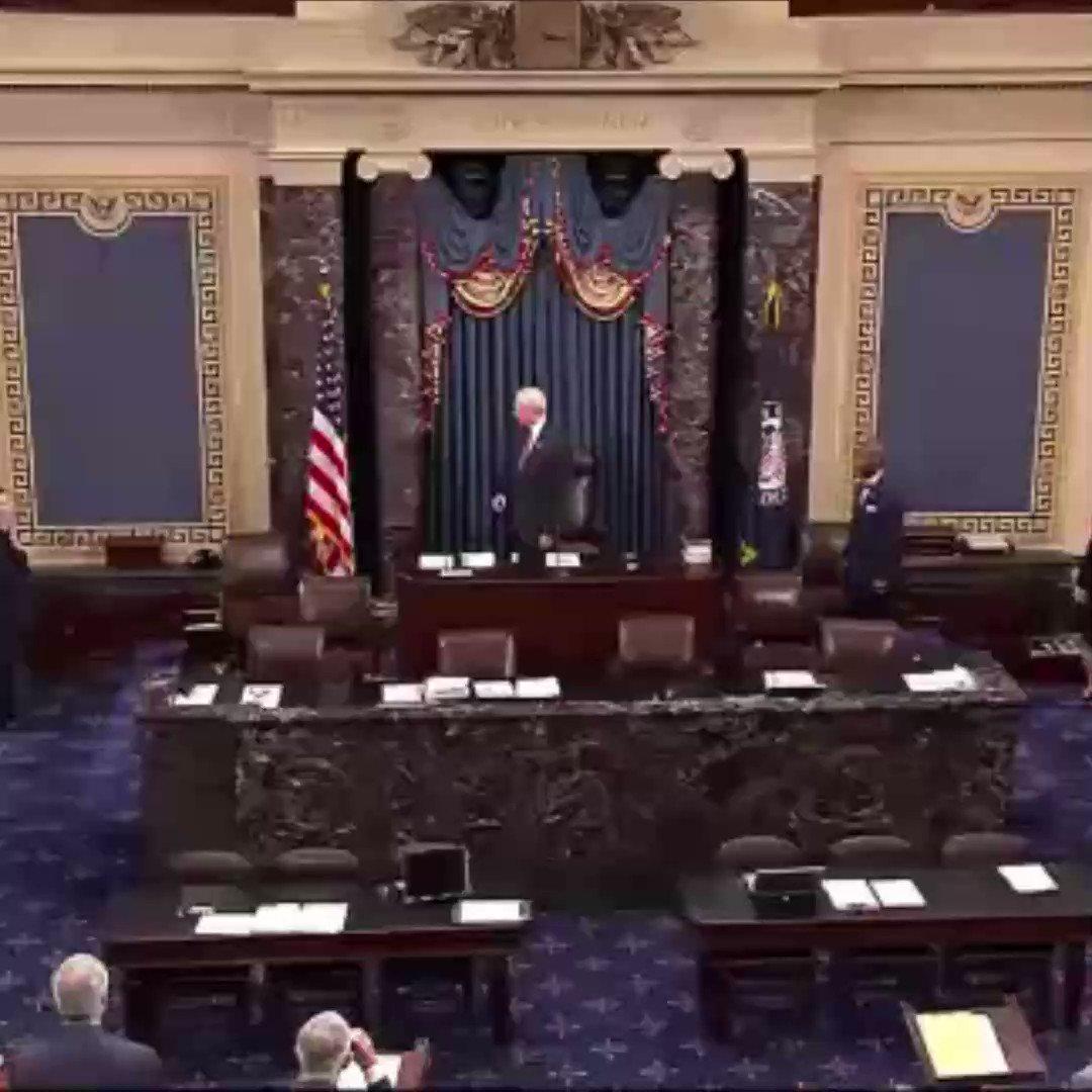 ICYMI In a surprising twist Senate Democrats were