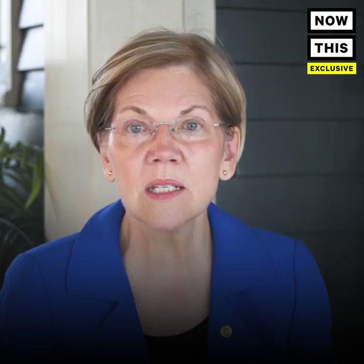 Elizabeth Warren absolutely  p elizabeth warren
