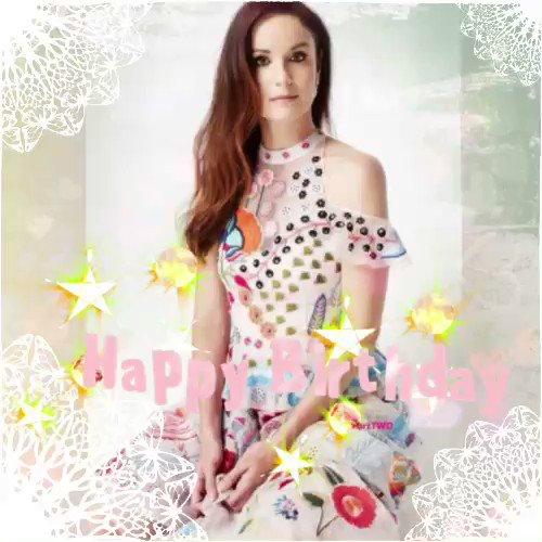Happy Birthday Beautiful Sarah Wayne Callies