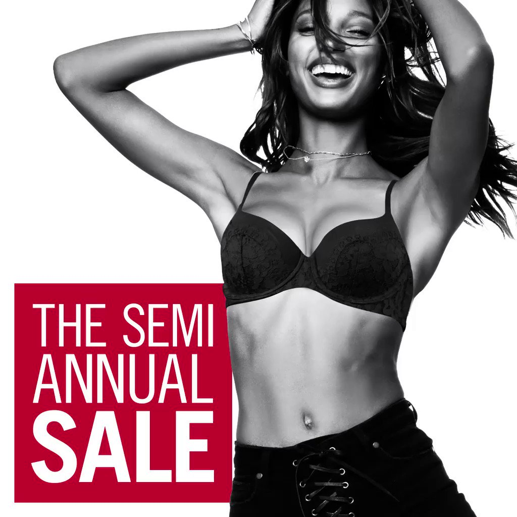 No Sunday Scaries here: take up to 60% off at the #VSSemiAnnualSale! While supplies last. https://t.co/ommZEkXcod https://t.co/SVzj1KCgjc