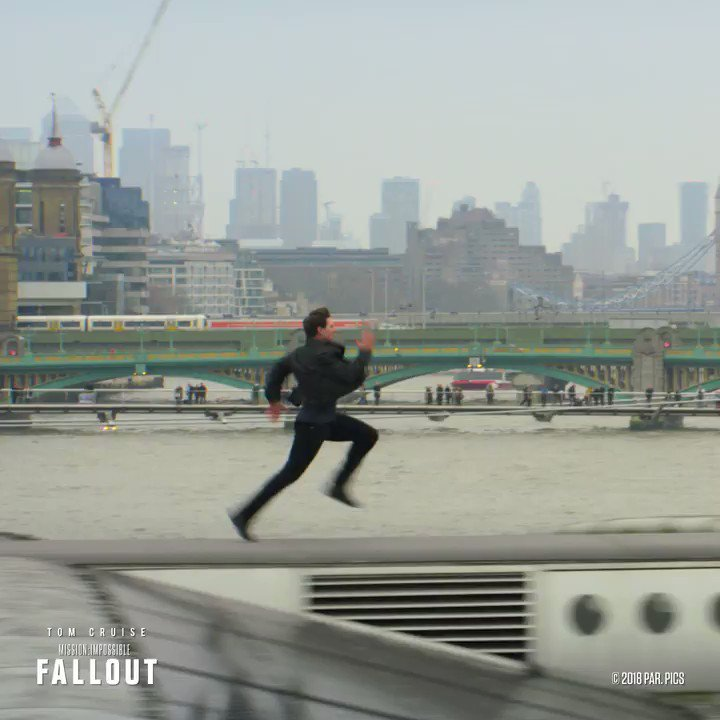 That impact? No joke. #MissionImpossible Fallout https://t.co/lY3rr43wg3