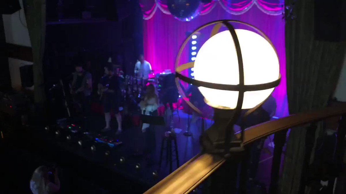 Soundcheck ✅ See you soon New York! ❤️ #KyliePresentsGolden https://t.co/OddCOHHooD