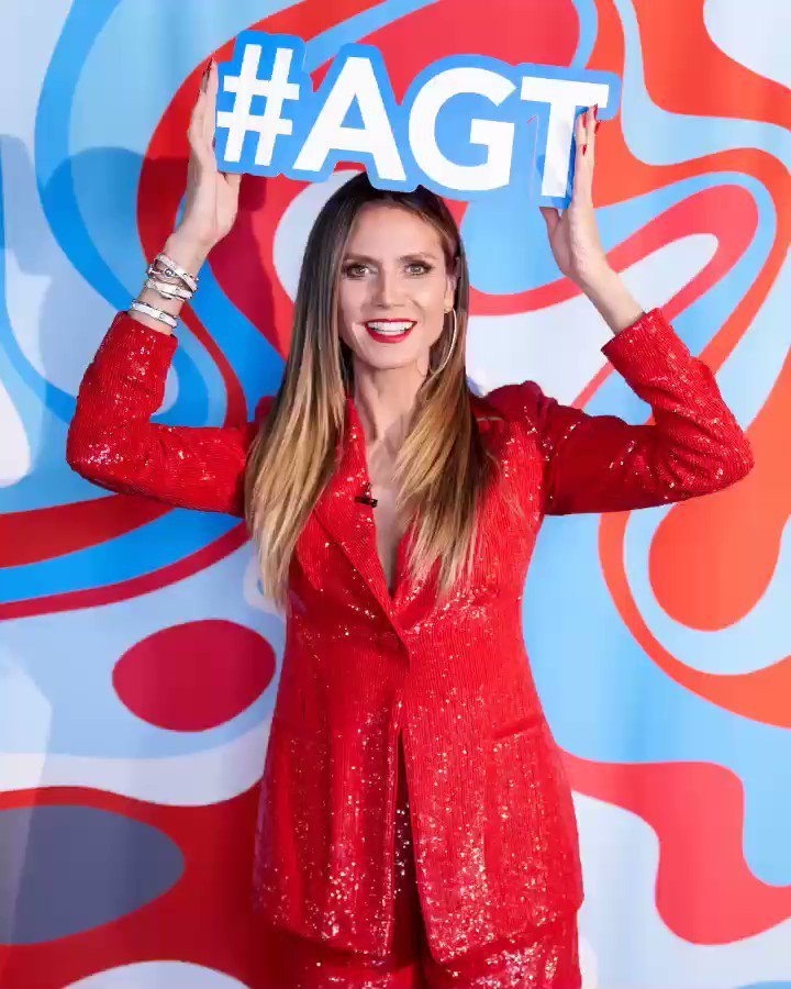 Ready for another night of fun with @agt! Don't miss tonight's episode at 8/7c! #AGT https://t.co/PT1SXFS8zD