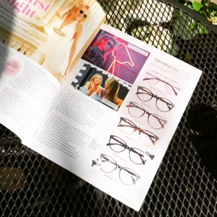 Sun's out, Specs out! ???? New range now available! #KylieMinogueEyewear @Specsavers https://t.co/dtqY907Lsg