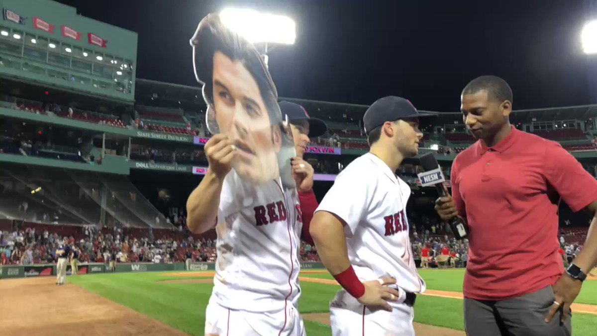 This message brought to you by Brock Holt:  #VOTEBENNY: https://t.co/TNu271yiIB https://t.co/qG4xkjo6M3