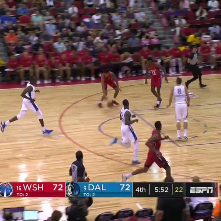 Oh My GOODNESS Devin Robinson ERUPTS NBASummer