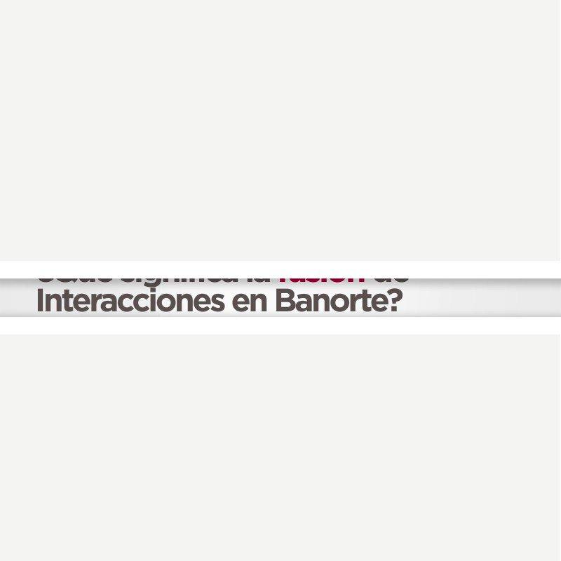 ¿Qué implica la fusión de Grupo Financiero Interacciones en Grupo Financiero Banorte? https://t.co/zfu0uscEBZ