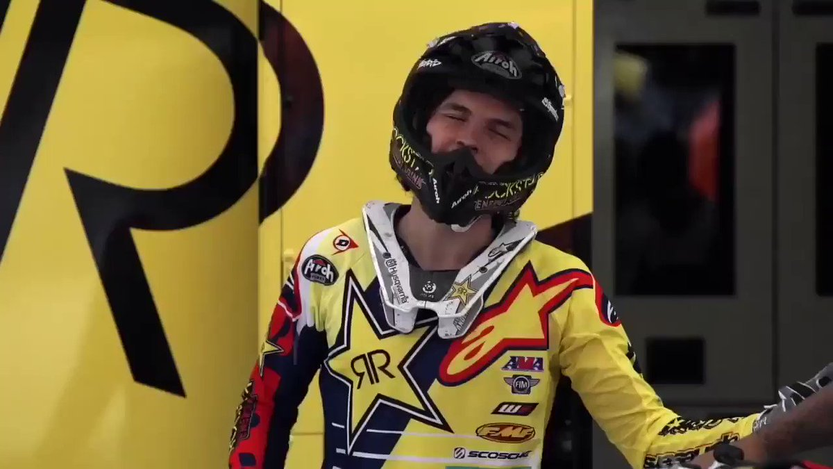 Mood🎸 | @rockstarenergy @Rockstar_Racing @alpinestars @dragonalliance @elhombre https://t.co/Nn69RF1F8Z
