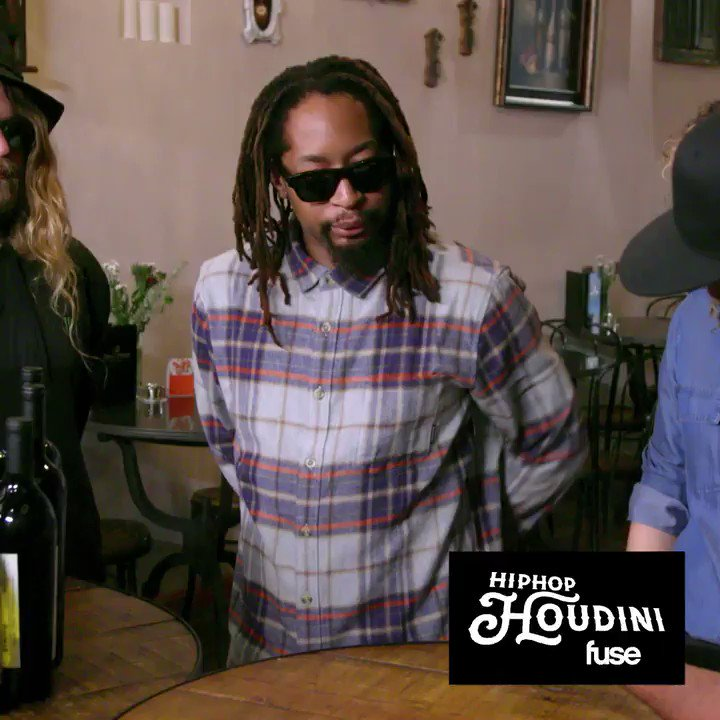 RT @fusetv: It's going down on #HipHipHoudini tonight.  Is @LilJon ready for the magic? Tune in at 10p on #Fuse ???? https://t.co/toZAEj9yse