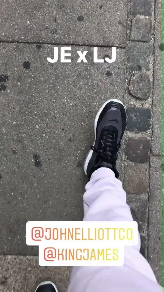 RT @brkicks: Friends & Family pair of the Nike LeBron Icon for @jtimberlake https://t.co/oMqqvjM589