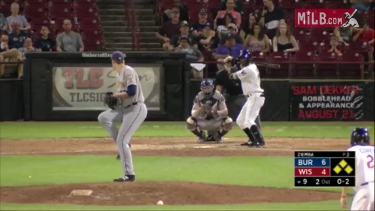 Have you ever seen 3 runs score on a dropped 3rd strike to win a game?  You have now. https://t.co/KX6vHQytyV
