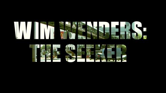 Happy Birthday WIM WENDERS!