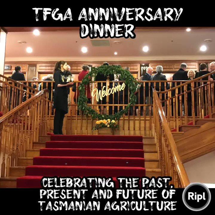 #tfgalife #tfga70 #tasmania #ozag @tfga_president...