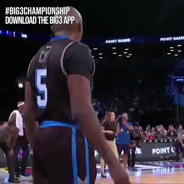 RT @thebig3: Power is the 2018 BIG3 Champion #BIG3Brooklyn https://t.co/w7xrt94Fjr