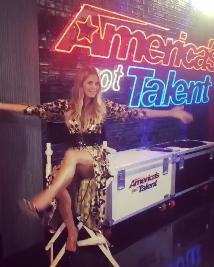 About to kick off another @agt tonight! https://t.co/2jTFeGKrix