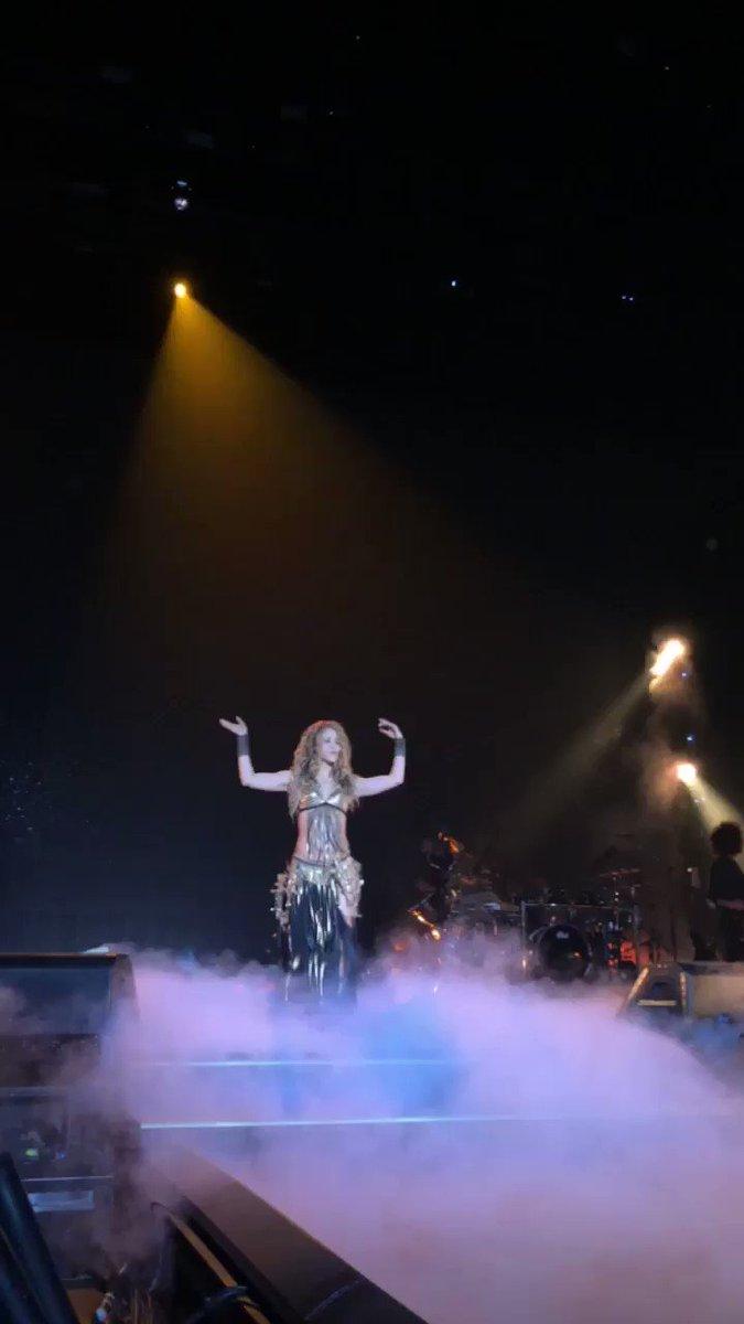 Whenever, Wherever. #ShakiraVegas. ShakHQ https://t.co/sR2LJnHfIc