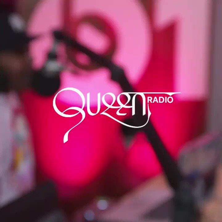 Now starting @ 3PM EST/12PM PST #QueenRadio in 2 hours https://t.co/1bJjLrmxv7
