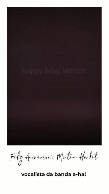 Happy bday Morten Harket 59 years