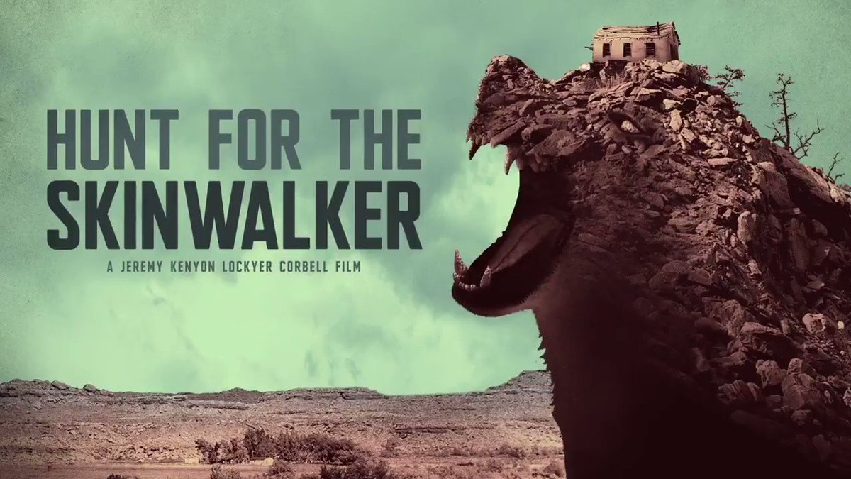 If you haven't had a chance to watch #HuntForTheSkinwalker yet, it's available to rent now! https://t.co/9P2DaDOBOO https://t.co/81TFpF4Ki9