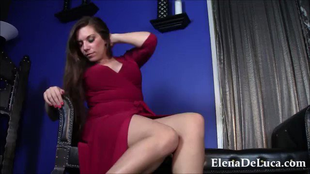 Another #clip sold! Heel Deep Gag POV #FootDomination Get yours on #iWantClips! 0Sn11EUBWt