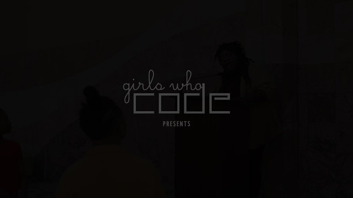 RT @GirlsWhoCode: There is power in #sisterhood, and this is our anthem. Made with love, dedicated to you. https://t.co/7yjuu5GWES