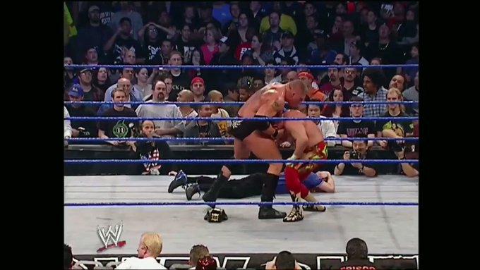 Happy birthday Eddie Guerrero.  Gotta go back to this moment