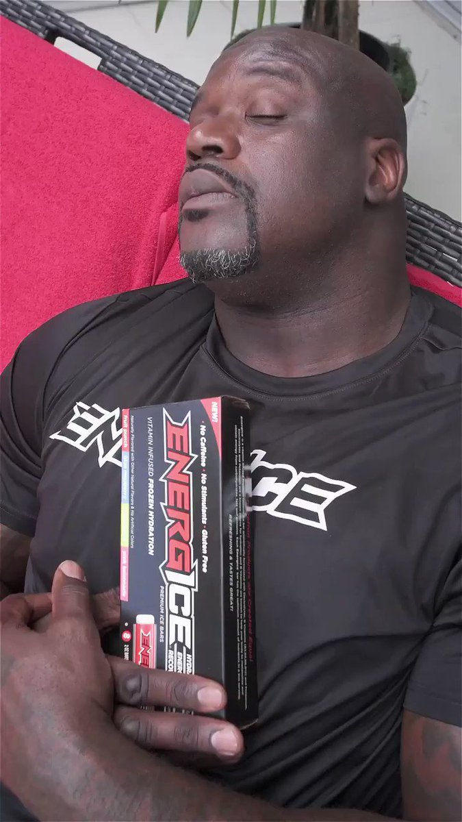 Nothing comes between me and my @TheRealEnergice. #ad https://t.co/zJOZ8f6cL3