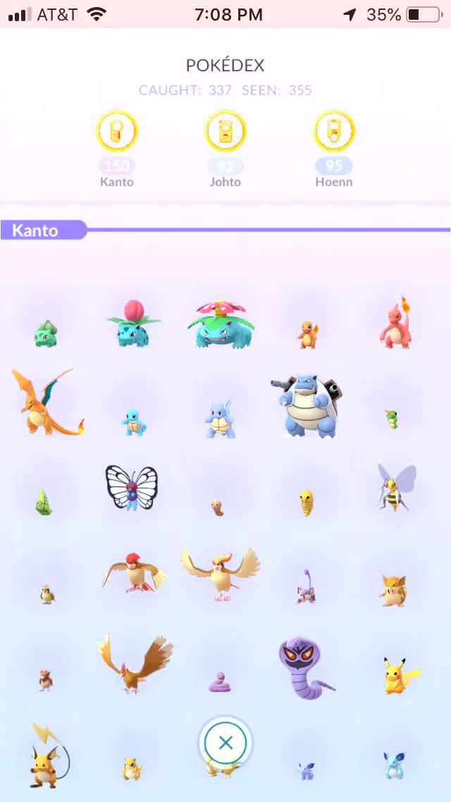i only need Mr. Mime to complete my Kanto collection! 😱 3SOm1acICS