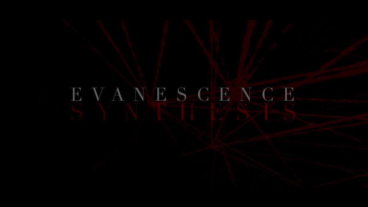 The Evanescence Synthesis Live DVD is available now! https://t.co/XSW6HzsJUD https://t.co/ijUSSZwHZZ