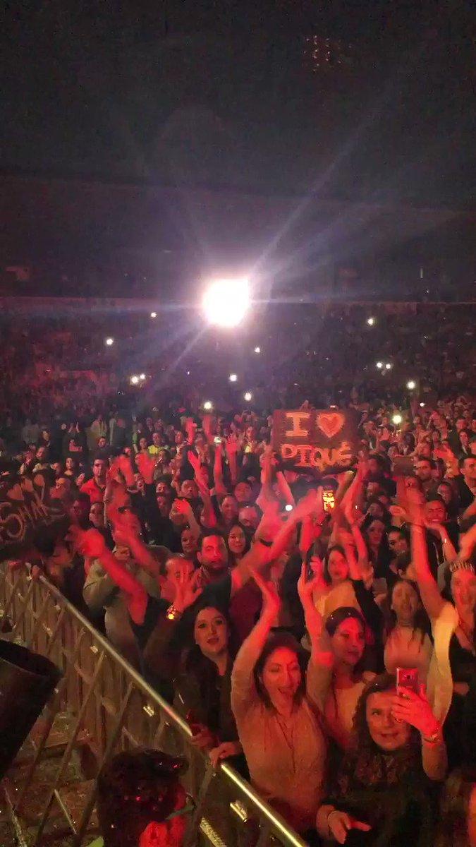 Muchas gracias Guadalajara! ShakHQ  #ShakiraGuadalajara https://t.co/ywhFmbecBq